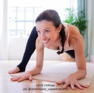 cours de yoga à romans